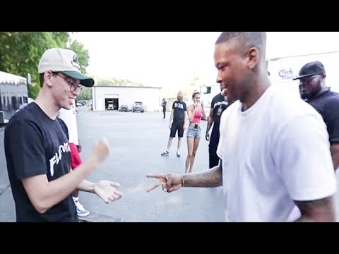 LOGIC AND YG SKATEBOARDING?!