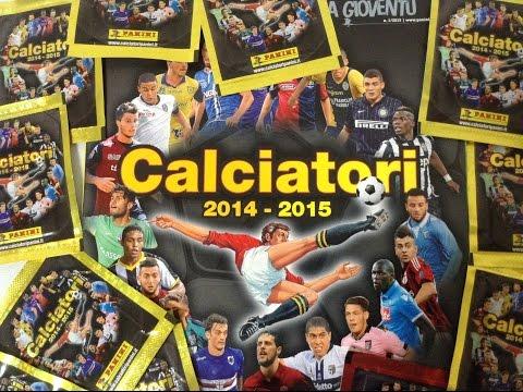 Figurine Calciatori Panini 2014-2015 | Apertura Pacchetti con Andrea Pirlo