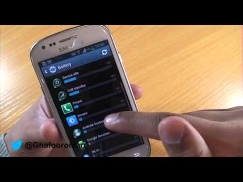 How to make your battery last longer on Samsung Galaxy S3 Mini
