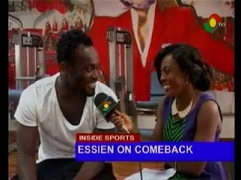 Exclusive Interview with Michael Essien -19/062013
