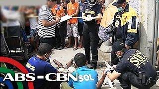 TV Patrol: Kagawad na umano'y drug user sa Caloocan, patay sa pamamaril