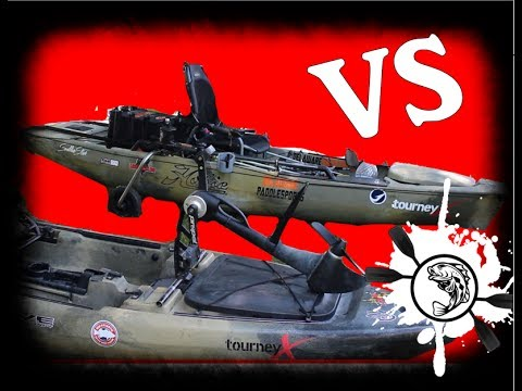 WATCH Before YOU BUY! Hobie Pro Angler VS. Slayer Propel