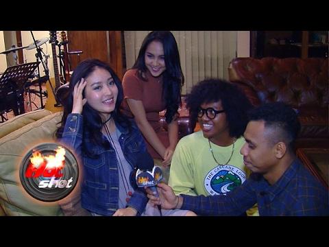 Tampil Feminin, Wilona Buat Para Sahabat Terkesima - Hot Shot 03 Februari 2017