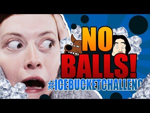 #NOBALLS - ALS Ice Bucket Challenge (desafio balde com gelo)