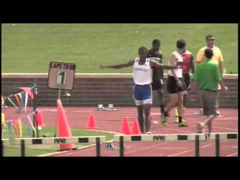2012 SCHSL Track and Field Championship Day 2 AAA & AAAA Running Events