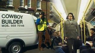Phobia Of London Underground Trains - Trigger Happy TV