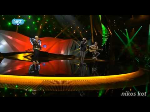 Kedvesem - ByeAlex (Hungary)_Eurovision 2013