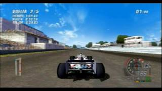 "(PS2) TOCA Race Driver 3 ""F1"" Gameplay Online (Norisring) [04/02/2012]"
