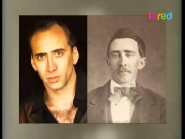 Una foto probaría que Nicolas Cage es un vampiro
