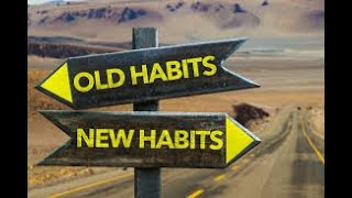 Habits - how are they formed?