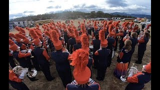 Marching Band State Finals At The Air Force Academy Co