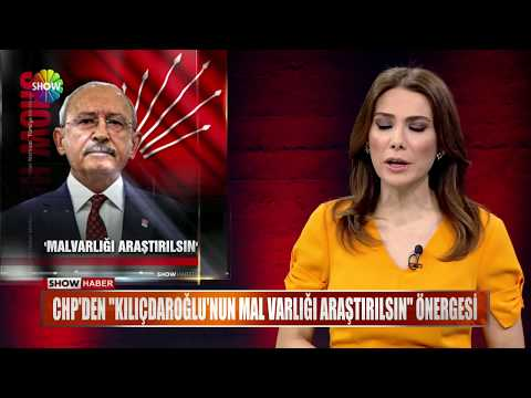 """CHP'den """"Kılıçdaroğlu'nun mal varlığı araştırılsın"""" önergesi"""