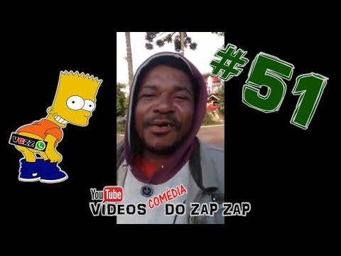 Vídeos Comédia do Zap Zap #51 O Amor É Cego, Mas o Casamento Devolve a Visão !!!
