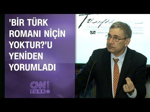 Orhan Pamuk, 'Bir Türk romanı niçin yoktur?'u yeniden yorumladı