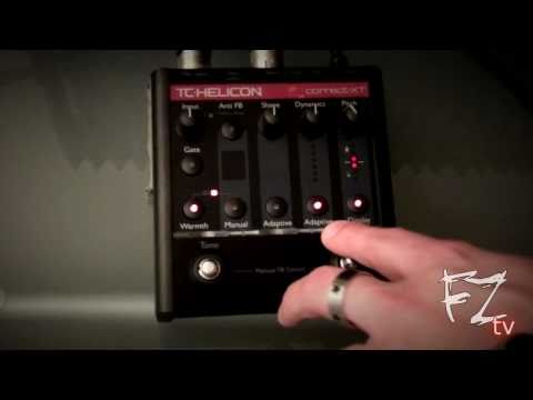 TC Helicon Correct XT Walkthrough - 12.6.2010