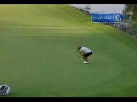 Maria Hjorth-Yani Tseng 2008 LPGA Championship Video