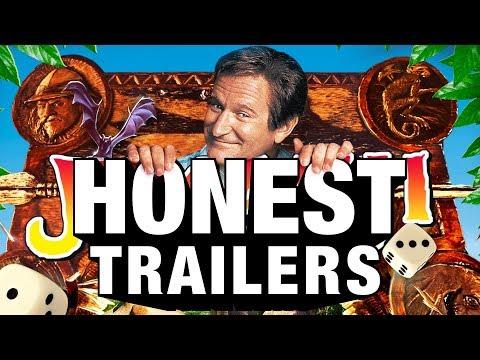 Honest Trailers - Jumanji thumbnail