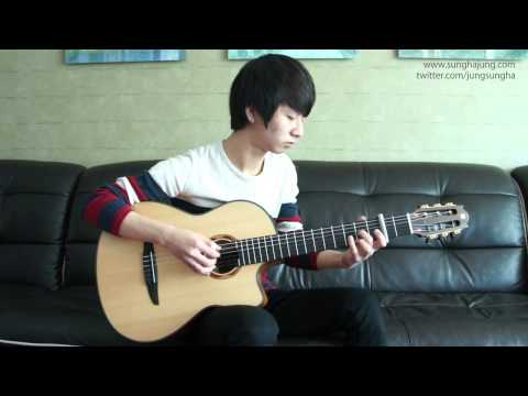 0 (Yiruma) River Flow in You   Sungha Jung (Classical Guitar)
