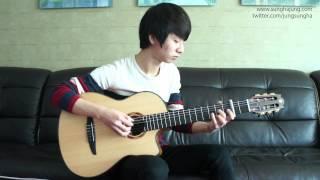 Yiruma River Flow In You Sungha Jung Classical Guitar