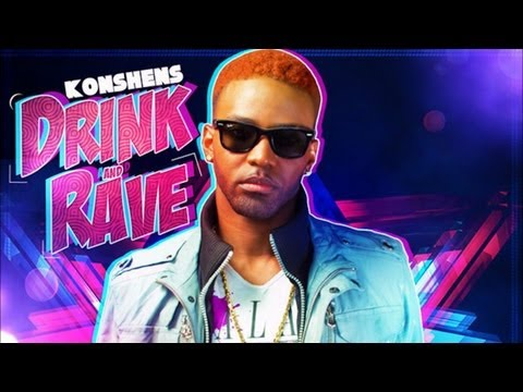 Konshens - Drink And Rave (full Song) [razz N Biggy Music] Jan 2013 video