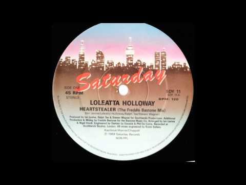 Loleatta Holloway  - Heartstealer Freddie Bastone Remix