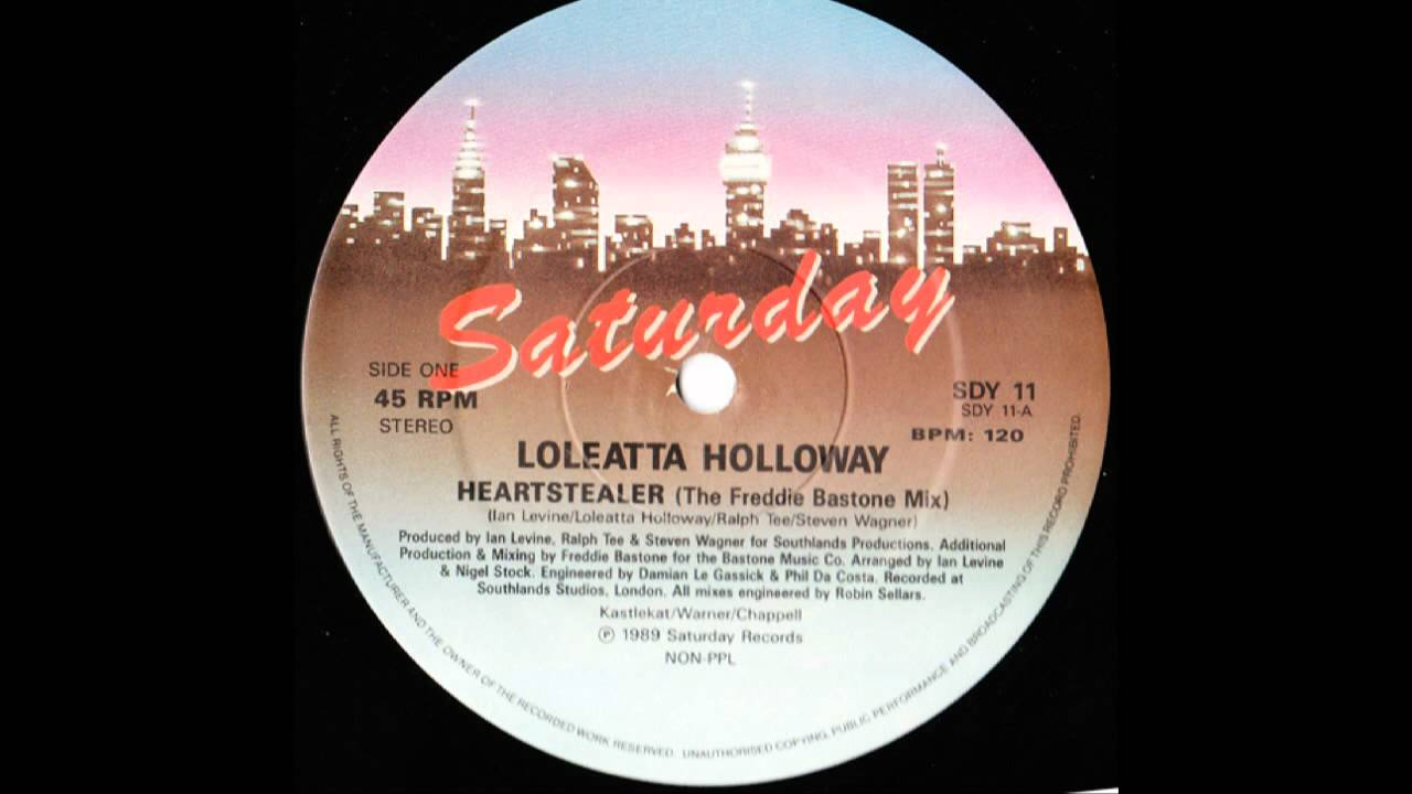 Loleatta Holloway Worn Out Broken Heart - Dreamin'