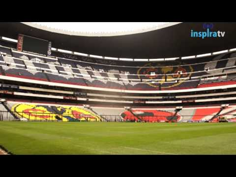 Vagabundeando Estadio Azteca video