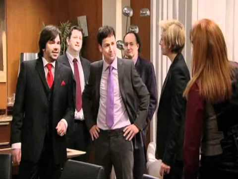 The IT Crowd - Jen as a Translator