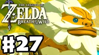 Daruk Memory! - The Legend of Zelda: Breath of the Wild - Gameplay Part 27