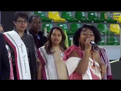 Ry Tanindrazanay Malala ô - RNS 2015 tao Vichy