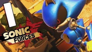 download lagu Sonic Forces Walkthrough Part 1 Rise Of The Resistance gratis