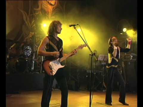 Мумий Тролль - В рейс (Live @ Лужники 2002)