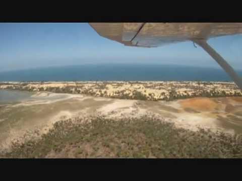 Tourism: overview of southwestern Madagascar