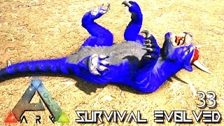 ARK: SURVIVAL EVOLVED - BABY PRIMAL THYLACOLEO BREEDING !!! E33 (MODDED ARK PUGNACIA DINOS)
