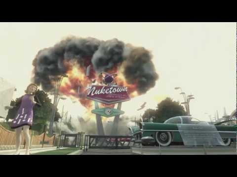 Call of Duty: Black Ops 2 — Тизер Nuketown 2025
