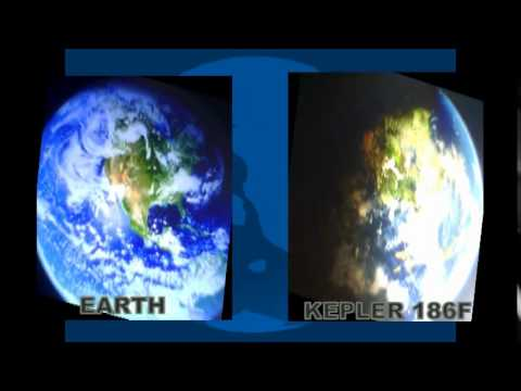Kepler 186F Earth - Like Planet Discovery