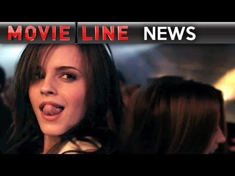 Emma Watson Talks The Bling Ring and Kim Kardashian