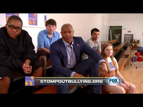 STOMP Out Bullying - FOX Sports Supports STOMP Out Bullying? - I