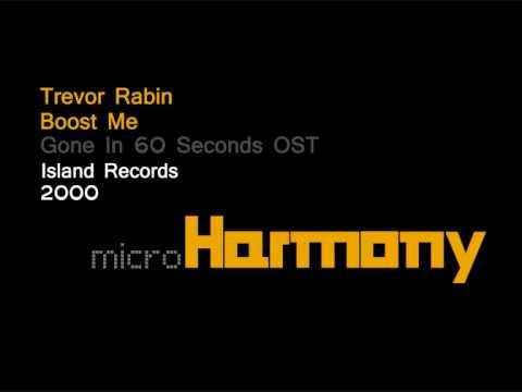 Trevor Rabin - Boost Me