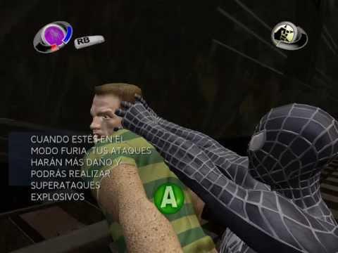 Spiderman 3 parte 25 -un pilar de arena. no de la sociedad-