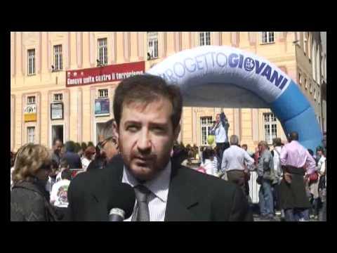 Stelle nello Sport – Maurizio Felugo premiato alla Baby Maratona 2012