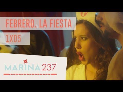 Marina 237.1×05.La fiesta