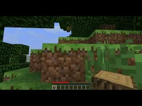 robot2121 Plays Minecraft – Episode 1.1: Anti-Lag House