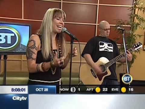 Suzie McNeil - Let's Go - BT Calgary Part 1