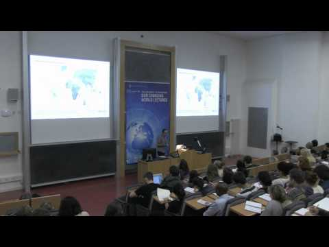 Prof. David Gally - Survival in the Antibiotic Resistance Era
