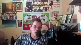 charlie lozo's @ 104.1 DXFR FM PROVINCIAL FM RADIO STATION OF SURIGAO DEL SUR LIVE...