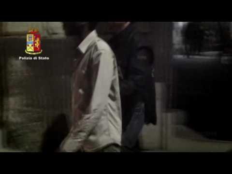 Operazione Somalia Express blitz Squadra Mobile Catania