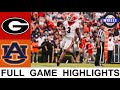 #2 Georgia vs #18 Auburn Highlights   College Football Week 6   2021 College Football Highlights