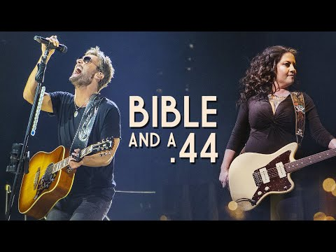 """Download  Eric Church Calls Ashley McBryde on Stage to Perform """"Bible and a .44"""" Gratis, download lagu terbaru"""