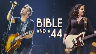 """Download Lagu Eric Church Calls Ashley McBryde on Stage to Perform """"Bible and a .44"""" Gratis STAFABAND"""